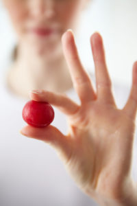 One radish = one calorie so you can really go to town when you snack on them